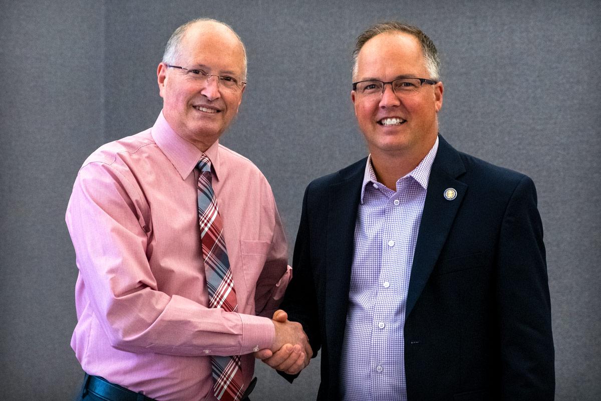 Mayor Phil Jenkins (Nappanee) endorses Former Sheriff Brad Rogers for Elkhart County Commissioner, District 3 - Elkhart County Commissioners - Rogers for Elkhart County